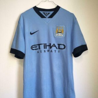 MANCHESTER CITY 2014/2015 HOME SHIRT