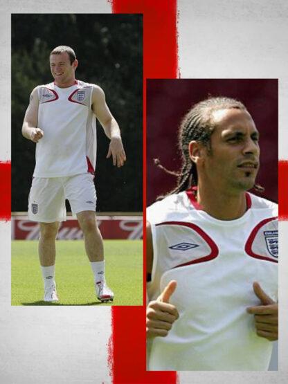 ENGLAND 2006/2008 TRAINING VEST