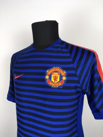 MANCHESTER UNITED 2010/2012 TRAINING SHIRT