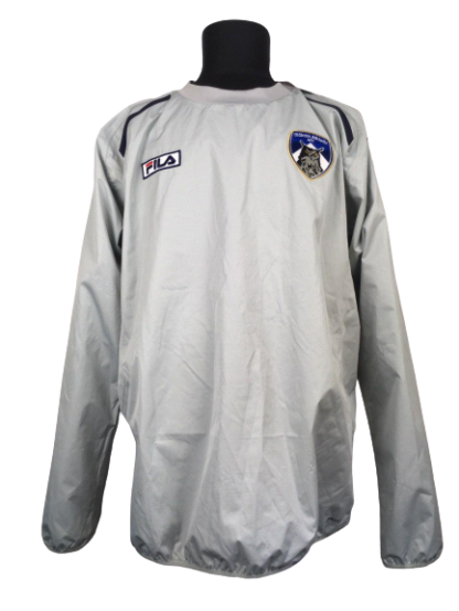 OLDHAM ATHLETIC 2013/2014 DRILL TOP [BNWT]