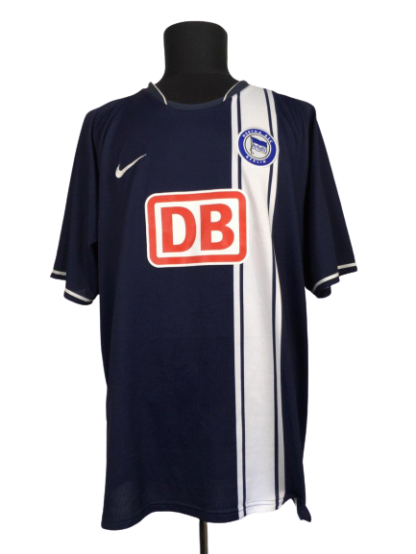 HERTHA BSC 2007/2008 HOME SHIRT