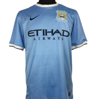 MANCHESTER CITY 2013/2014 HOME SHIRT
