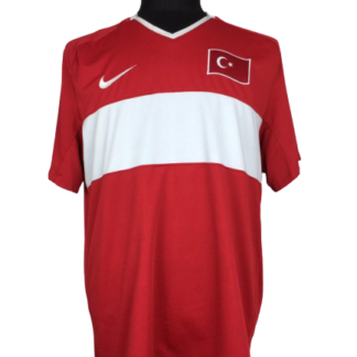 TURKEY 2008/2009 HOME SHIRT