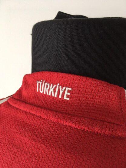 TURKEY 2008/2009 HOME SHIRT