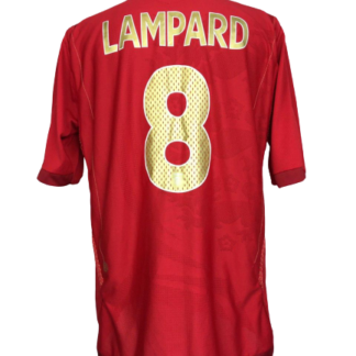 ENGLAND 2006/2008 AWAY SHIRT #8 LAMPARD