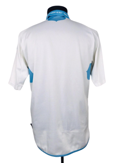 OLYMPIQUE MARSEILLE 2000/2001 HOME SHIRT