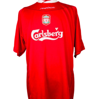 LIVERPOOL 2002/2004 HOME SHIRT