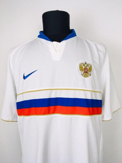 RUSSIA 2008/2009 HOME SHIRT