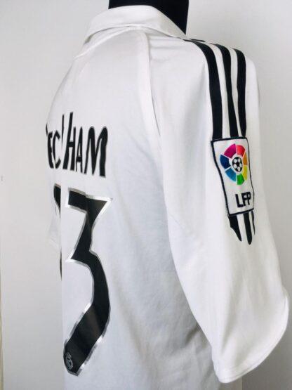 REAL MADRID 2005/2006 HOME SHIRT#23 BECKHAM