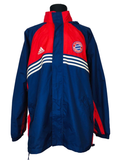 BAYERN MUNICH 1997/1999 BENCH COAT