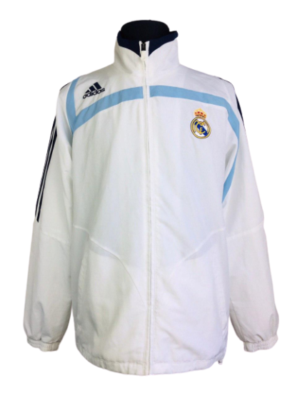 REAL MADRID 2007/2008 TRACK TOP
