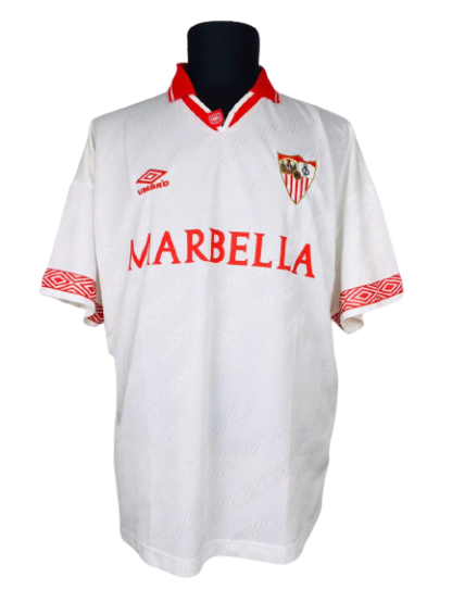 SEVILLA 1994/1995 HOME SHIRT