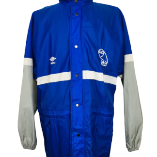 SHEFFIELD WEDNESDAY 1984/1987 RAIN JACKET