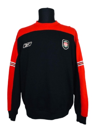 LIVERPOOL 2002/2004 TRAINING TOP