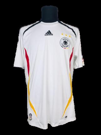 GERMANY 2005/2007 HOME SHIRT
