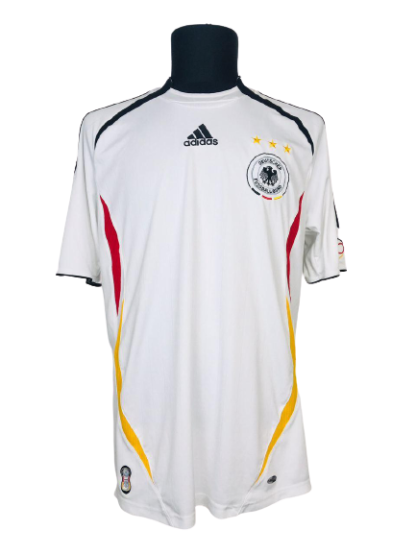GERMANY 2005/2007 HOME SHIRT