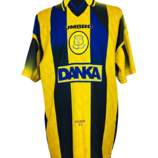 EVERTON 1996/1998 AWAY SHIRT