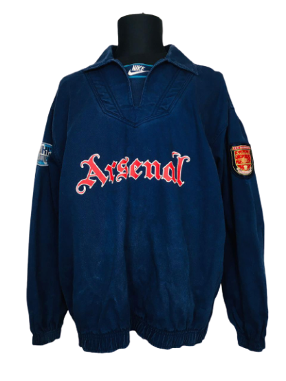 ARSENAL 1994/1995 DRILL TOP