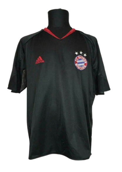 BAYERN MUNICH 2004/2005 THIRD SHIRT [PLAYER ISSUE]
