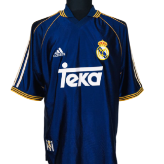 REAL MADRID 1998/1999 THIRD SHIRT