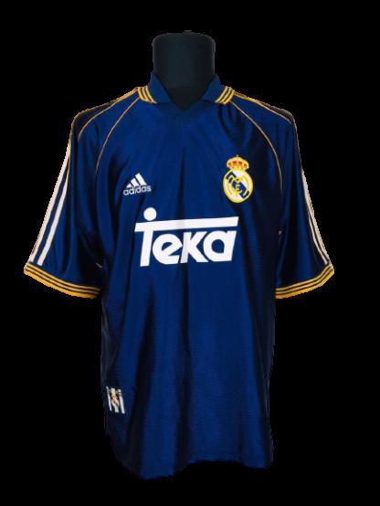 REAL MADRID 1998/1999 THIRD SHIRT