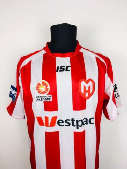 FC MELBOURNE HEART 2010/2011 HOME SHIRT