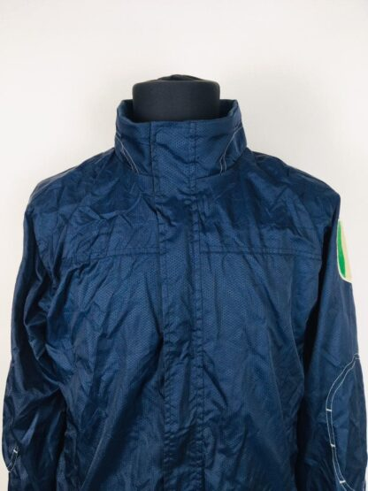 ITALY 2000'S FOOTBALL TRAINING JACKET