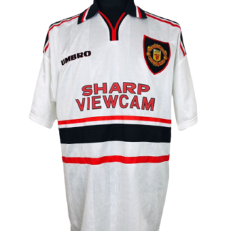 MANCHESTER UNITED 1997/1999 AWAY SHIRT
