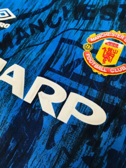 MANCHESTER UNITED 1992/1993 AWAY SHIRT [YOUTHS]