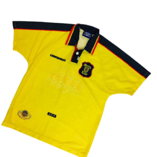 SCOTLAND 1996/1998 AWAY SHIRT [YOUTHS]
