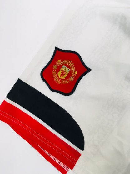 MANCHESTER UNITED 1994/1996 HOME SHORTS