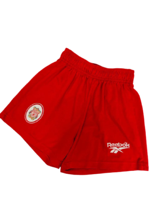 LIVERPOOL 1996/1998 HOME SHORTS