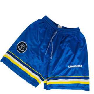 EVERTON 1997/1999 ALTERNATE HOME SHORTS