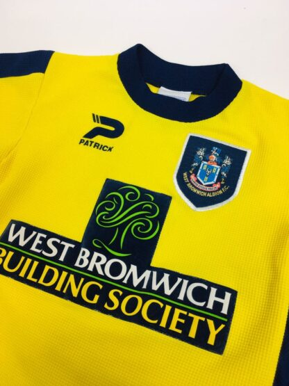WEST BROMWICH ALBION 1998/2000 AWAY KIT [KIDS]