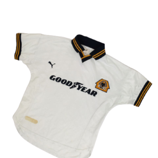 WOLVERHAMPTON 1999/2000 AWAY SHIRT [YOUTHS]