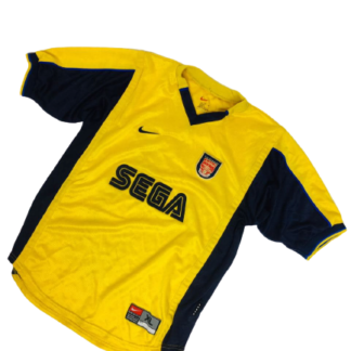 ARSENAL 1999/2001 AWAY SHIRT [YOUTHS]