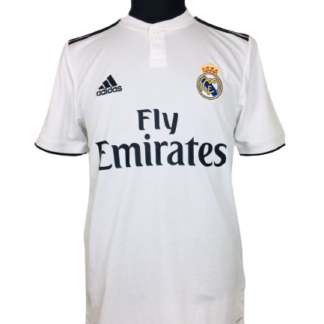REAL MADRID 2018/2019 HOME SHIRT