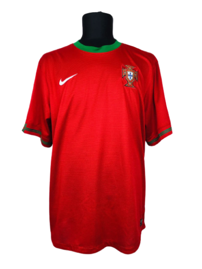 PORTUGAL 2012/2013 HOME SHIRT