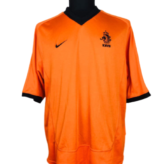 NETHERLANDS 2000/2002 HOME SHIRT