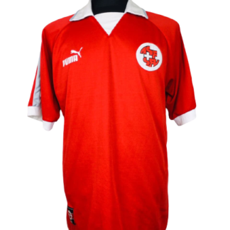SWITZERLAND 2002/2004 HOME SHIRT