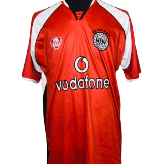 EGYPT 2002/2003 HOME SHIRT