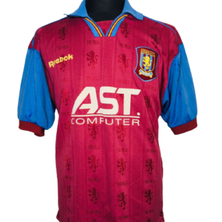 ASTON VILLA 1995/1997 HOME SHIRT