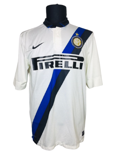 INTER 2011/2012 AWAY SHIRT