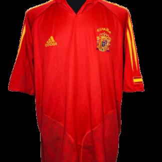 SPAIN 2004/2006 HOME SHIRT