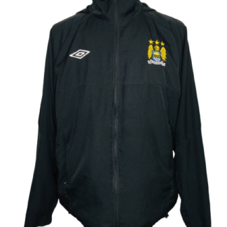MANCHESTER CITY 2011/2012 TRAINING JACKET