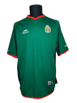 MEXICO 2002/2003 HOME SHIRT