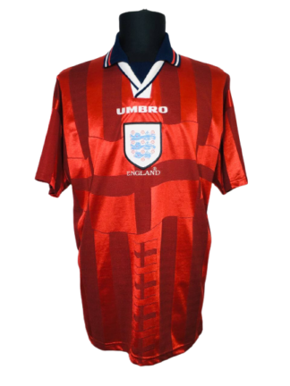 ENGLAND 1997/1999 AWAY SHIRT