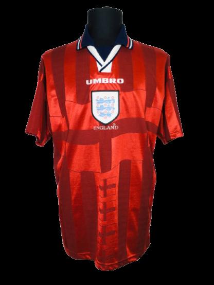 ENGLAND 1997/1999 AWAY SHIRT