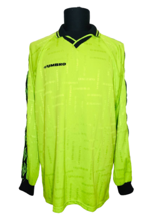 UMBRO 1990'S TEMPLATE SHIRT [L/S]