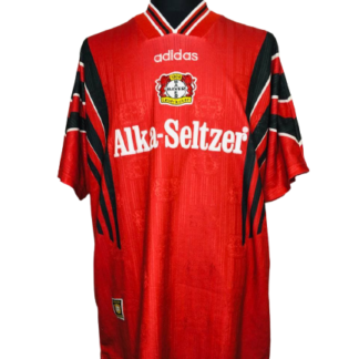BAYER 04 LEVERKUSEN 1996/1998 HOME SHIRT